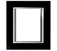 Чёрное стекло