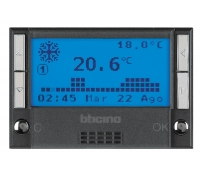 Электронный программируемый термостат