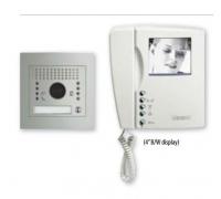 Расширяемый коплект для одной семьи с поворотным телефоном