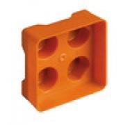 Крышка для коробки на 2 модуля