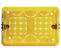 Коробка установочная  3 модуля