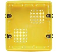 Коробка установочная 3+3 модуля