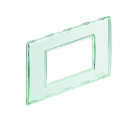 Декоративная рамка прямоугольной формы  Kristall