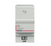 Фильтр  для разделения линии передачи данных dsl-модема от телефонной линии