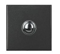 Импульсная кнопка без фиксации (моностабильная) STYLE, 2 модуля